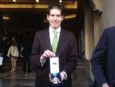 Kike Boned, recibe la Medalla de Oro al Mérito Deportivo