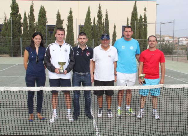 Gran éxito de participación en el VII Torneo Local de Tenis Fiestas de Octubre - 1, Foto 1