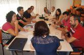 Los concejales del equipo de gobierno realizan una jornada de trabajo para coordinar actuaciones para los próximos meses