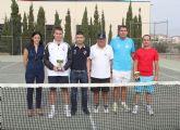 Gran éxito de participación en el VII Torneo Local de Tenis 'Fiestas de Octubre'
