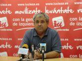 Penalva: 'La Cuenta General de 2012 apunta la acumulación de problemas de liquidez en el ayuntamiento de Cieza'