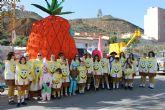Abierto el plazo de inscripción para el desfile de carrozas de las fiestas patronales 2013
