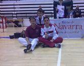Antonio M�ndez alcanza el bronce en la categor�a 43 kg. del VI Open Nacional de Taekwondo
