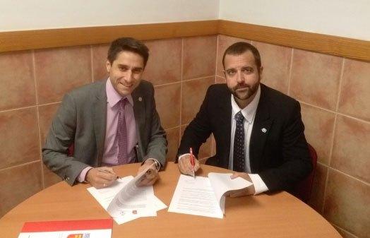 Convenio entre las Federaciones de Atletismo y Salvamento y Socorrismo de la Región de Murcia - 1, Foto 1