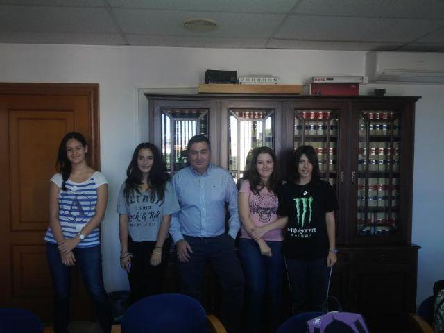 Los corresponsales juveniles de Alguazas inician un nuevo curso de activa gestión de intermediación e información - 1, Foto 1
