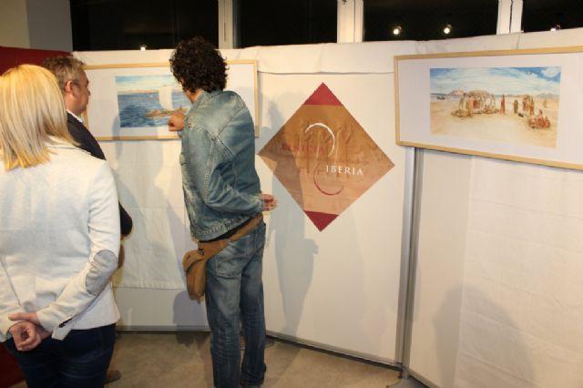El Centro Cultural acoge una exposición sobre Iberia y Fenicia del mazarronero Juan Navarro - 4, Foto 4