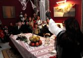 Puerto Lumbreras vivió una noche 'de leyenda' en la noche de las ánimas en la Casa de los Duendes
