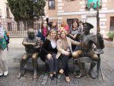Cinco alguaceñas participan en un intercambio de experiencias entre asociaciones de mujeres de toda España