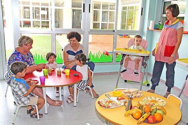 Todos los colegios y guarderías de Puerto Lumbreras incorporan servicio de comedor escolar con dietas elaboradas por nutricionistas - 1, Foto 1