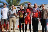 Mazarr�n vive una gran fiesta ciclista con la XVIII Marcha MTB
