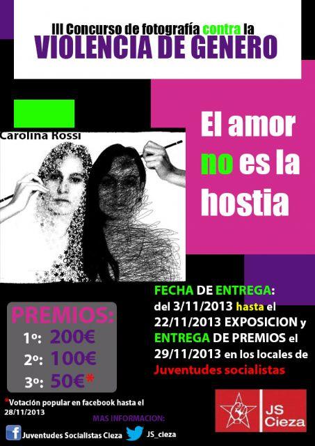 3ª edición del concurso EL AMOR NO ES LA HOSTIA - 1, Foto 1