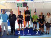 Juan Francisco L�pez medalla de bronce en el zonal de tenis de mesa de Granada