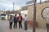 Finalizan obras de rehabilitación en calles del casco antiguo y creación de viales de acceso al Castillo de Nogalte
