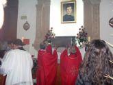 Las reliquias del Beato Fulgencio Martínez descansan ya en la parroquia de la Ribera de Molina, su pueblo natal