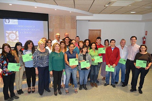 Una veintena de personas se incorporan al plan de Voluntariado local - 1, Foto 1