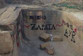 El PSOE denuncia graves daños causados en el balneario romano de los Baños de Fortuna y pide su urgente protección