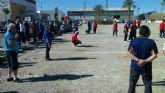 Cerca de 200 jugadores se dan cita en Las Torres de Cotillas para disputar la Copa Presidente 2013 de petanca
