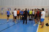 180 aspirantes a bombero de la Región de Murcia hacen las pruebas físicas en Las Torres de Cotillas