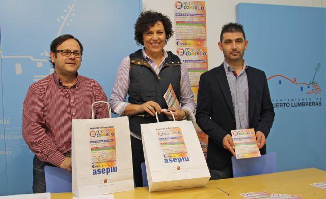 Puerto Lumbreras celebra este fin de semana la V Edición de la Feria de Comercio con descuentos y promociones especiales - 1, Foto 1