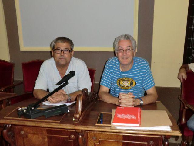 IU-Verdes saca adelante su iniciativa para el funcionamiento de un Banco Público de Alimentos en Cieza - 1, Foto 1