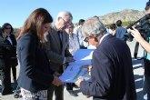 Valcárcel anuncia la construcción de un nuevo centro de salud en Fortuna y la remodelación de la carretera de La Garapacha