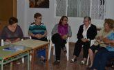 La asociación de Viudas Mar Menor continúa con sus actividades junto a los vecinos de El Mojón