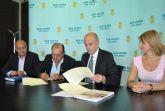 El Ayuntamiento renueva su colaboración con COAG IR El Mirador