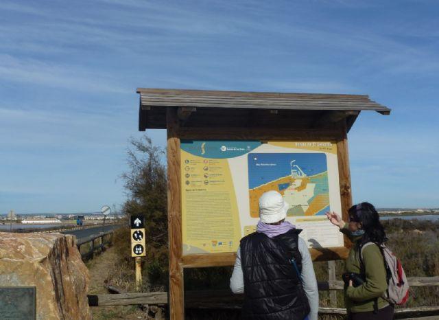 Turismo realiza la primera ruta guiada por la Senda de Coterillo - 2, Foto 2