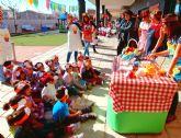 Los Colegios Públicos del municipio celebran la llegada del otoño con su tradicional Fiesta de la Castañada