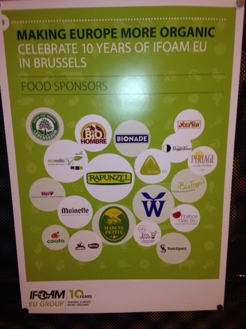 COATO estuvo presente en los actos del X aniversario de IFOAM UE, Foto 2