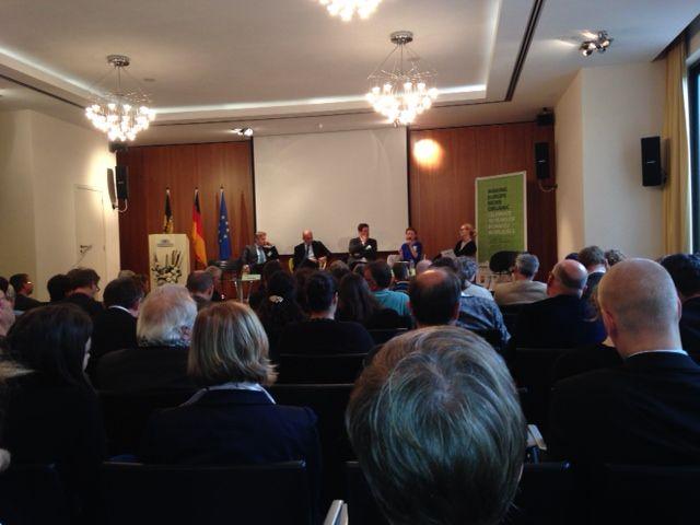 COATO estuvo presente en los actos del X aniversario de IFOAM UE, Foto 3