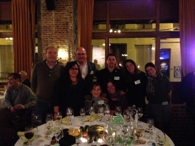 COATO estuvo presente en los actos del X aniversario de IFOAM UE, Foto 1