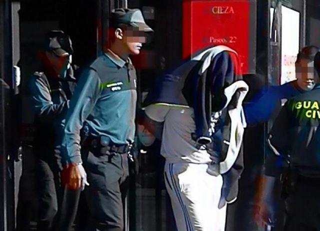 La Guardia Civil frustra el atraco a una sucursal bancaria de Cieza - 1, Foto 1