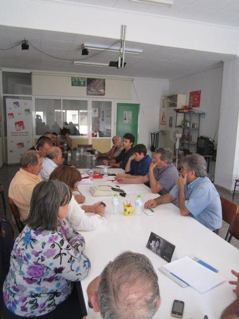 Izquierda Unidad reactiva su organización en el Guadalentín, Foto 1