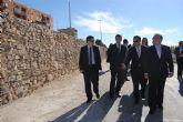El Ministerio de Agricultura invierte 236.000 euros en las obras de emergencia realizadas en el Camino Natural Vía Verde del Noroeste
