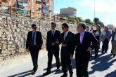 Inauguradas las obras de emergencia en un tramo de la Vía Verde del Noroeste en Molina de Segura