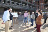 Avanzan a muy buen ritmo las obras de construcción del gran centro socio sanitario de la Fundación Diagrama