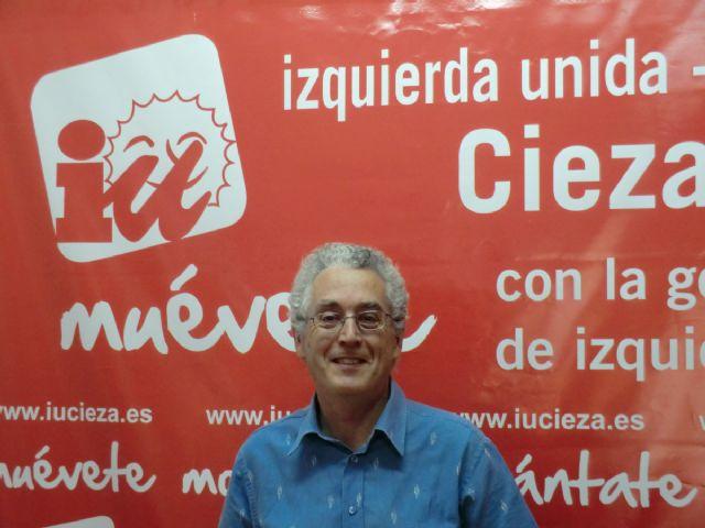 IU-Verdes de Cieza muestra su rechazo al anteproyecto de ley de reforma del sector eléctrico aprobado por el Gobierno - 1, Foto 1