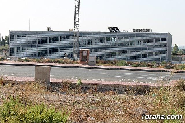 El nuevo centro de salud de Totana no abrirá en 2014, Foto 1