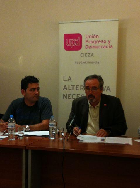 UPyD: El Partido Popular politiza la creación del consejo local de agricultura - 1, Foto 1