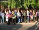 Las actividades conmemorativas del Día Internacional Contra la Violencia de Género comenzaron ayer con una caminata urbana