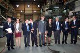 El Secretario General de Industria y de la PYME visita PLASBEL