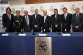 La Fundaci�n Real Madrid tendr� una escuela sociodeportiva de f�tbol en Mazarr�n