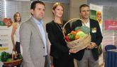 PROEXPORT muestra a la Embajadora de las Hortalizas Europeas la calidad de las hortalizas de la Región de Murcia