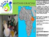 Nuevos proyectos y actividades de la ONG Anike-Voluntarios