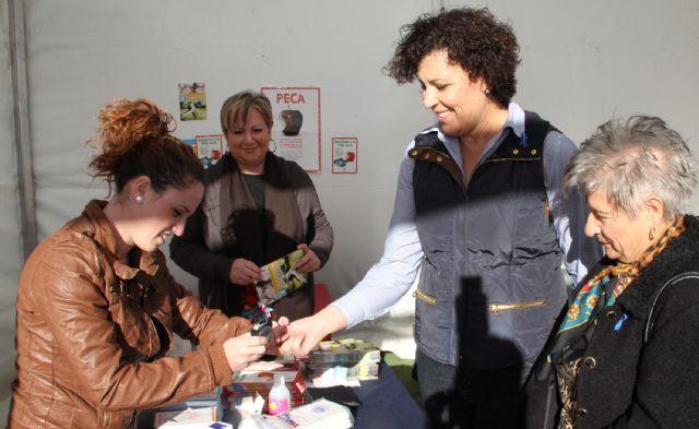 El Ayuntamiento pone en marcha una Campaña Informativa durante toda la semana con controles gratuitos de glucosa coincidiendo con el Día Mundial de la Diabetes - 2, Foto 2