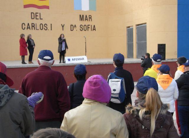 El Mar Menor acoge el XV Encuentro Regional de Familias y Personas con enfermedad mental - 3, Foto 3