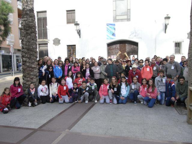 Los cofrades de San Pedro del Pinatar celebran una jornada de hermandad - 1, Foto 1