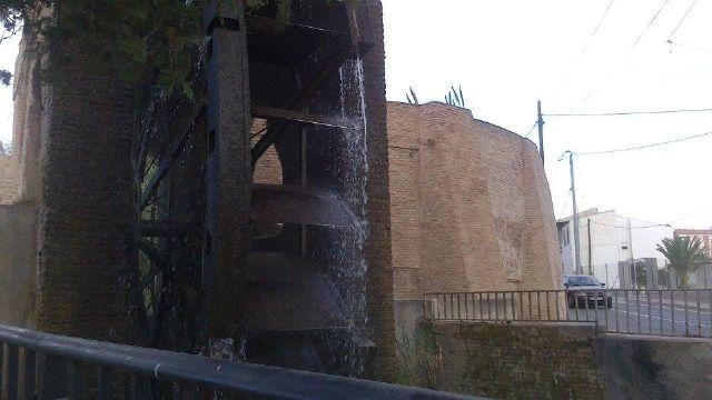 HUERMUR denuncia que la nueva rueda de La Ñora ha durado menos de tres años - 2, Foto 2