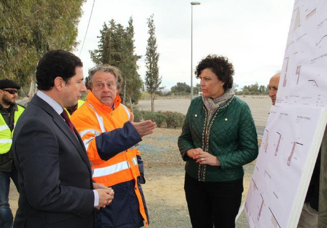 La reparación de la carretera que conecta Puerto Lumbreras con Lorca concluirá antes de final de año - 2, Foto 2